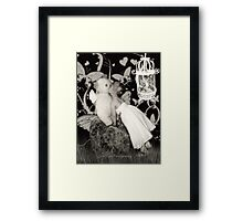 """""""Have I Told You Lately That I Love You"""" Framed Print"""
