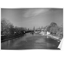 River Ouse Poster