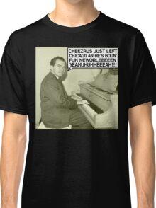 Richard Nixon sings Cheezrus Just Left Chicago Classic T-Shirt