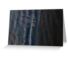 BREAKING OF SILENT WATER #10 Greeting Card