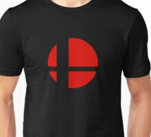 Super Smash Bros Icon Unisex T-Shirt