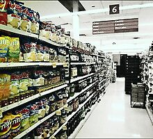 Sun Chips - Smithville Ontario Foodland by David Buckle