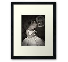 """""""Reminisce"""" Framed Print"""