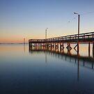 The Pier by Claire Armistead