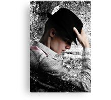 Hat Strategically Dipped Canvas Print