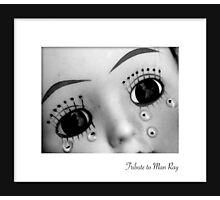March - Man Ray Photographic Print