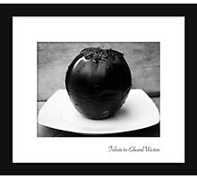 February - Edward Weston Photographic Print