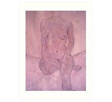 Goddess of Awakening Art Print
