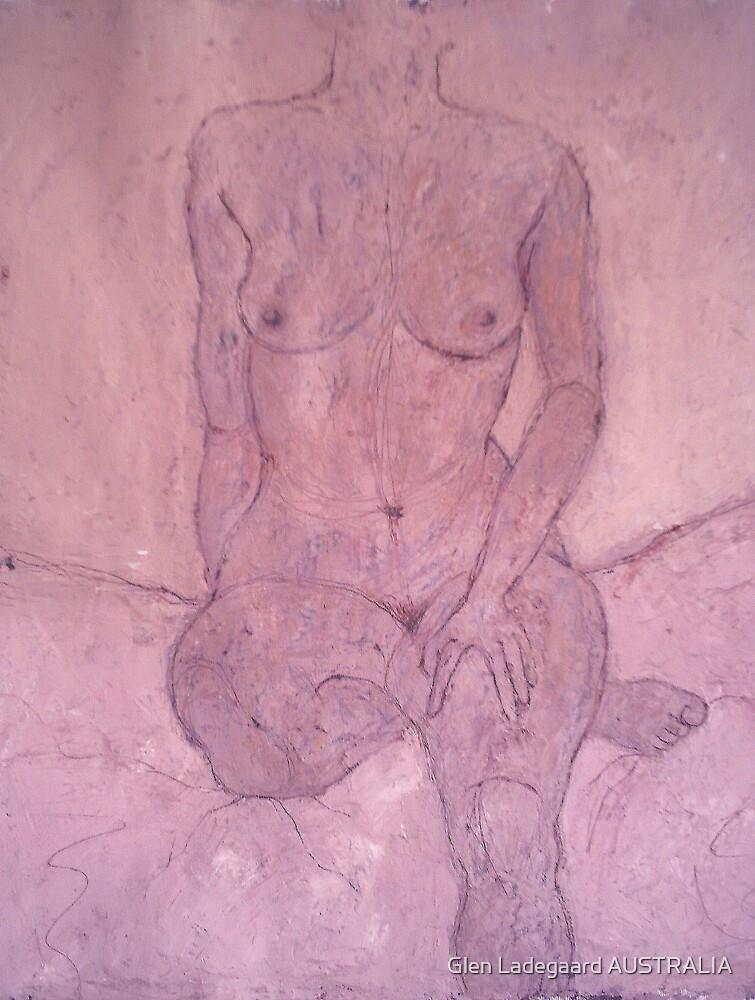 Goddess of Awakening by Glen Ladegaard AUSTRALIA