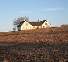 Blaesbjerg by landsgrav