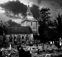 Spooky! by kitlew