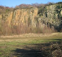 The stone Quarry by landsgrav