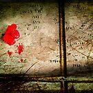 Crimson solitude by Silvia Ganora