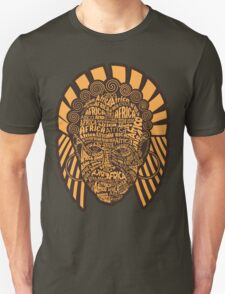 Africa Typography T-Shirt