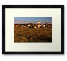 Cley, Norfolk Framed Print