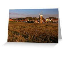 Cley, Norfolk Greeting Card
