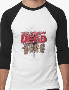 The Wookiee Dead Men's Baseball ¾ T-Shirt