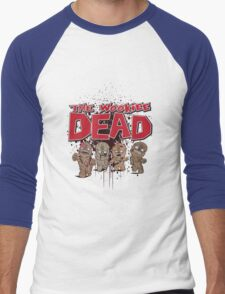 The Wookiee Dead Men's Baseball ¾ T-Shirt
