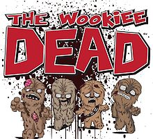 The Wookiee Dead by masciajames