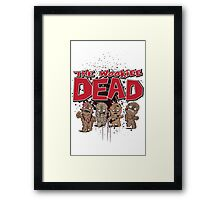 The Wookiee Dead Framed Print