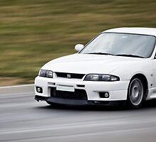 Skyline GTR by tenchi