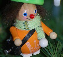 Photographer Ornament by Pamela Hubbard