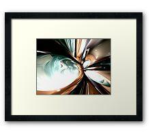 Divine Flavor Abstract Framed Print