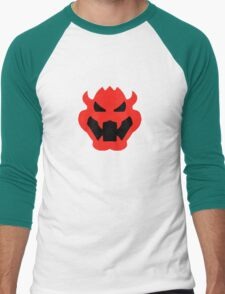 Super Mario Bowser Icon T-Shirt