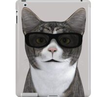 Coolest Cat In Town iPad Case/Skin