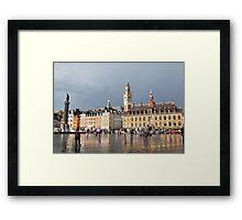 Lille, France 2 Framed Print