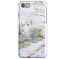 TRANQUILITY IN AUTUMN iPhone Case/Skin