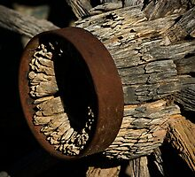 Textural Experience out of the Past by Vicki Pelham