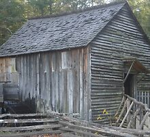 gristmill by Lloyd Sherman