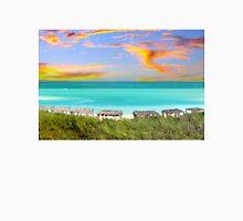 Postcard from Varadero Beach, Cuba Unisex T-Shirt