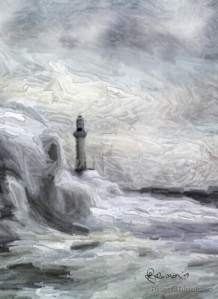The Lighthouse by Rebecca Richardson
