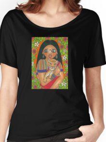 Amar Women's Relaxed Fit T-Shirt
