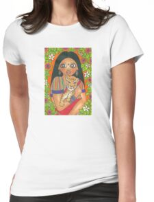 Amar Womens Fitted T-Shirt