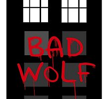 Bad Wolf by ziggywambe