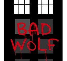 Bad Wolf by ziggywambe