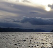 Loch Ness at Dusk I by Susan Dailey