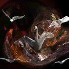 Born of swan by KERES Jasminka