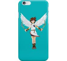 Kid Icarus Pit iPhone Case/Skin