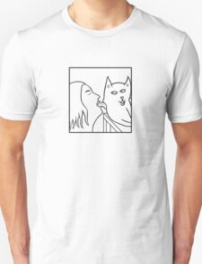 Cat Licker T Shirt T-Shirt