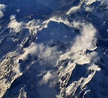 The Swirl of the Swiss Alps by missmoneypenny