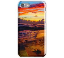 West Whale Bay Sunset iPhone Case/Skin