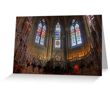 The Thistle Chapel Greeting Card