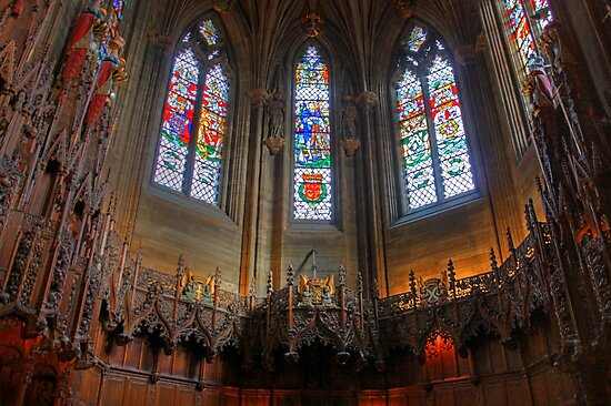 The Thistle Chapel by Tom Gomez