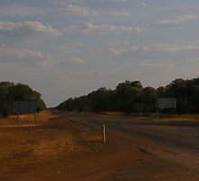 DALY  WATERS NORTHERN TERRITORY by boydcarmody