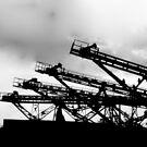 Conveyors by Larry  Grayam