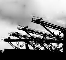 Conveyors by Larry  Grayam